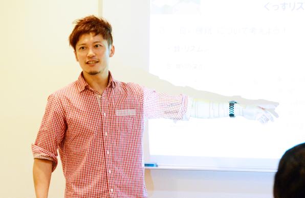 睡眠改善インストラクターの小山圭介先生